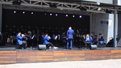 BandStand @ Fed Square Nov 6th 5.00pm