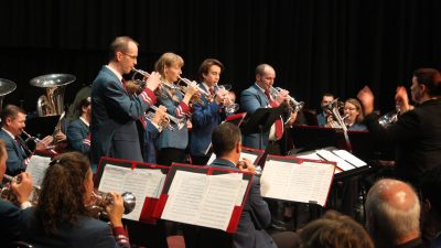 HYSB Awarded Arts Grant for Proms 2017