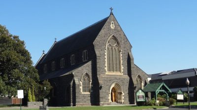 Holy Trinity Williamstown Ticket Sales 28th may 2017