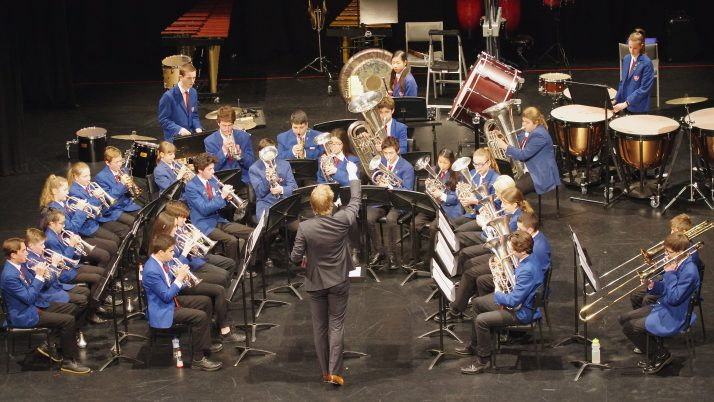State Band Championships – CHANGE OF VENUE