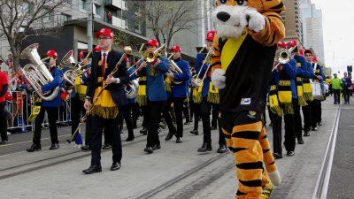 2017 Grand Final Parade