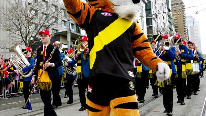 AFL Grand Final Parade 2018