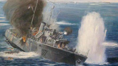 HMAS Yarra Memorial Service 3rd March 2019