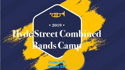 HSYB Band Camp 20-23rd Sept