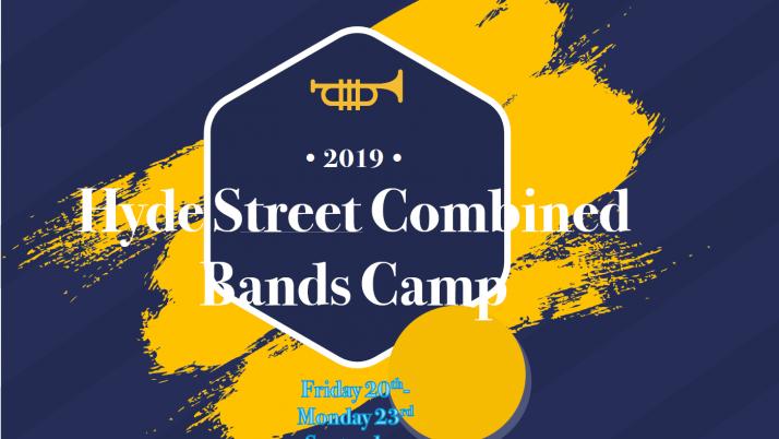 HSYB Band Camp 20-23rd Sept