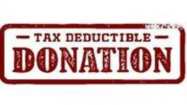 Make a tax deductible donation now.
